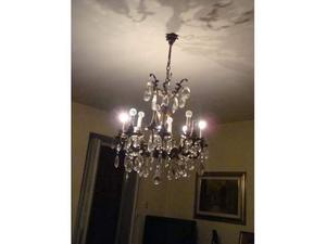 Plafoniere Cristallo Boemia : Plafoniere in cristallo di boemia: lampadari prezzi