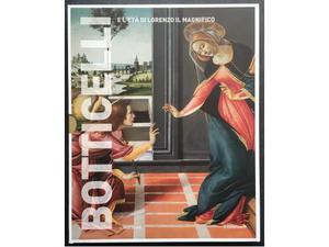 Libro botticelli e l'eta' di lorenzo il magnifico