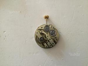 Meccanismo orologio da tasca