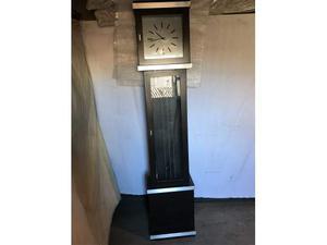 Orologio pendolo a colonna