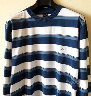 Paul & Shark pull cotone tg. 2XL