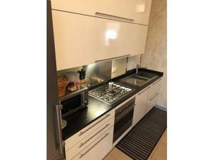 Vera offerta cucina bianca top nerotende regalo posot class - Cucina bianca top nero ...
