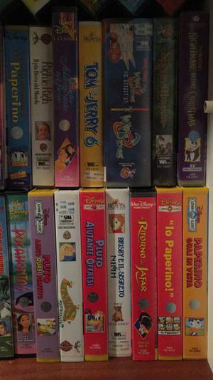 115 cassette VHS Walt Disney