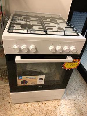 Cucina fuochi con forno elettrico a 🥇 | Posot Class