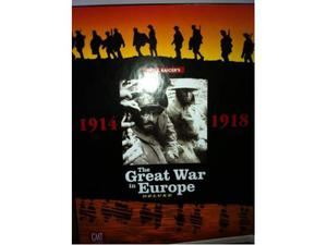 Gioco da tavolo: THE GREAT WAR IN EUROPE deluxe - nuovo
