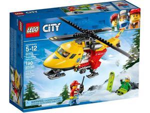 LEGO CITY  - GREAT VEHICLES: ELI-AMBULANZA