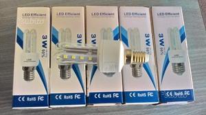 Lampade led 3 Watt E14 luce bianca