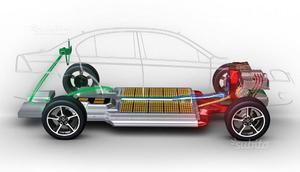 Motori Siemens auto elettriche 12Kw trifase