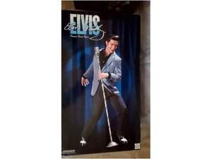 Sideshow statue Elvis 1/4 no hot toys