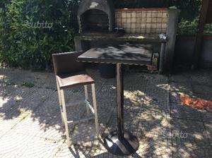 Sgabelli in legno sgabelli in ferro basi tavoli posot class for Sgabelli alti legno