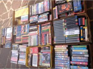 400 Videocassette VHS originali