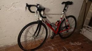 BDC Bici da corsa telaio in alluminio con forcella