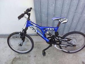 Bici Mountain Bike Shadow e Bici da bambino Radar 200