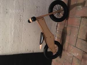 Bici bimbo senza pedali