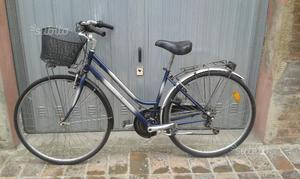 Bici city bike Donna con marce