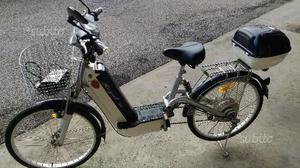 Bici elettrica come nuova usata pochissimo