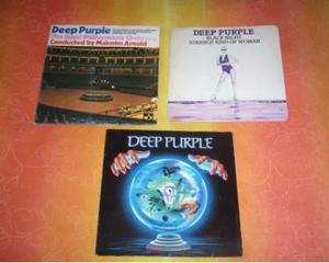 Deep purple - lotto lp 33 giri originali
