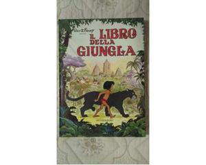 - Introvabile volume: IL LIBRO DELLA GIUNGLA