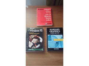 Libri per PC Windows e Dos