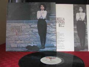 Lp fiorella mannoia, canzoni per parlare,  ddd records
