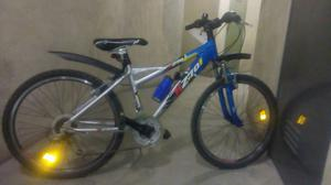 Mountain bike da ragazzo nuova.