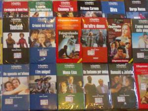 VHS Film Videocassette Originali.-