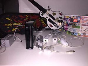 Wii con accessori e giochi