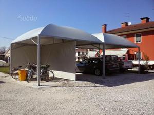 Tettoia per camper posot class for Tettoia per camper