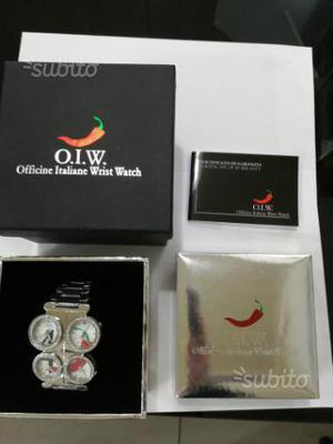 Orologio O. I. W