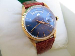 Philip watch carribean oro18kt
