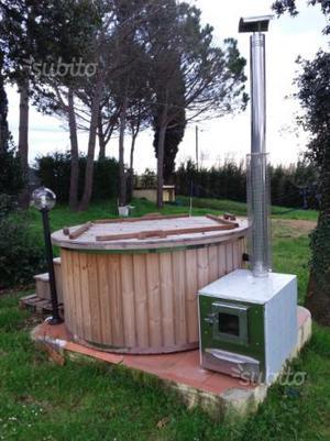 Vasca in vetroresina sottospina posot class - Piscina monoblocco usata ...
