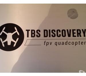 DRONE TBS DISCOVERY+RADIO E OCCHIALI FPV