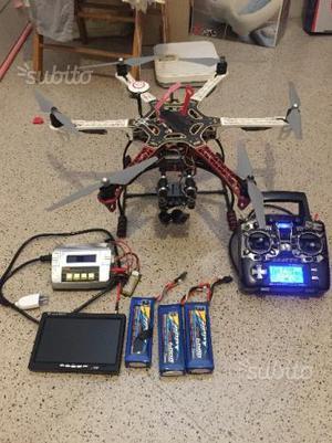 Drone DJI F550 Esacottero