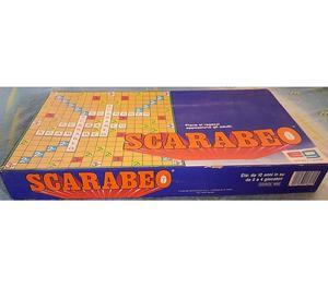 Gioco in scatola scarabeo posot class - Scarabeo gioco da tavolo ...