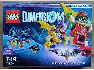 LEGO Dimensions  Story Pack The LEGO Batman Movie -