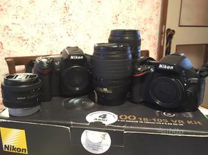Nikon D90 e Nikon D