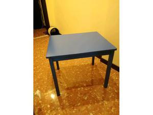 Tavolino ikea per computer sedia pieghevole in posot class for Tavolino e sedia montessori