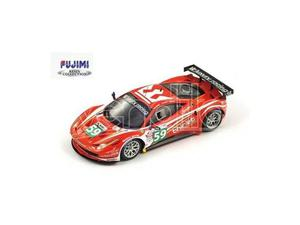 True Scale Miniatures TSM11FJ020 FERRARI 458 ITALIA GT2 N.59