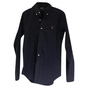 camicia ralph lauren taglia m blu