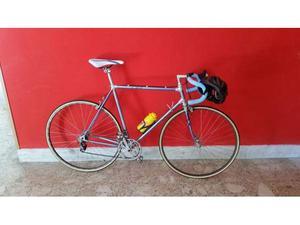 Bici da corsa Rosa - Telaio Alan - Alluminio