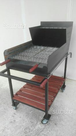 Braciere - barbecue