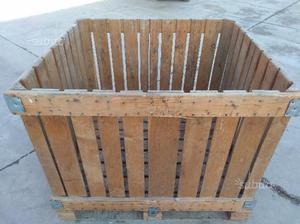 Cassoni in legno come posot class for Piero della valentina