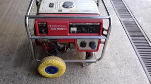 Vendo gruppo generatore saldatrice posot class for Generatore di corrente honda usato