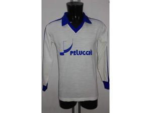 Maglia calcio in lanetta anni 80