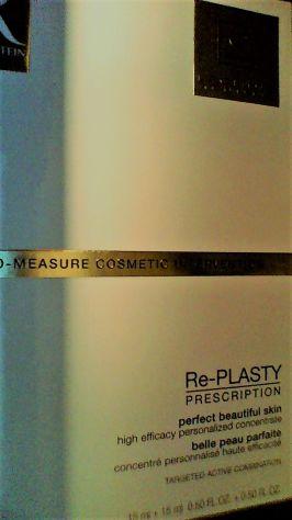 RE-Plasty Prescription Helena Rubinstein crema trattamento