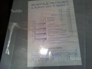 Vendo 5 scaffali nuovi ed imballati posot class - Ikea scaffali usati ...