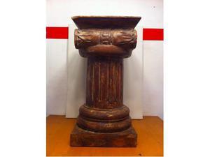 Antica Colnna in Legno fine 800