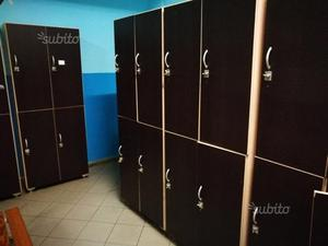 Panche Per Spogliatoio Ikea.Armadietti Palestra Ikea Ikea Cassettiera Con Rotelle Elemento