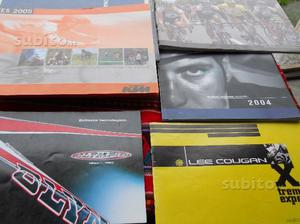 Depliant/cataloghi bici corsa/mtb
