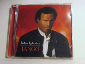 "Julio Iglesias ""Tango"" 1 cd Columbia DDD mint"
